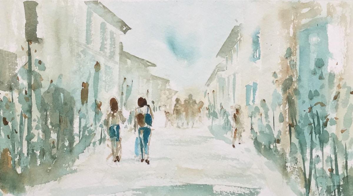 werk van Magda van Toledo