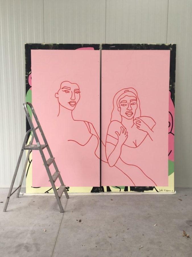 werk van Judith Willemsen
